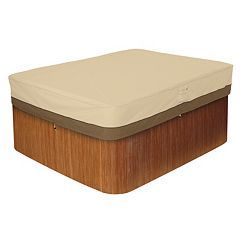 Veranda Large Rectangular Hot Tub Cover