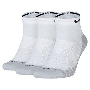 Men's Nike 3-pack Everyday Max Dri-FIT Cushioned No-Show Socks