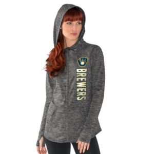 Women's Milwaukee Brewers Recovery Hoodie