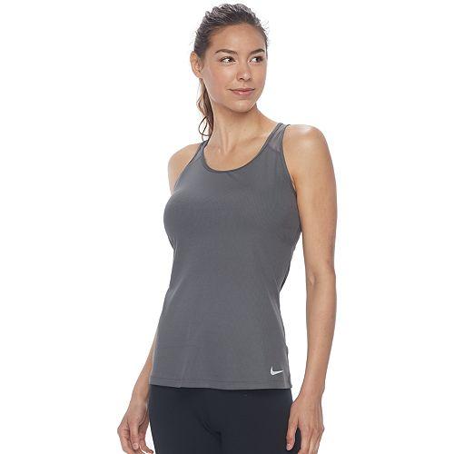 Women's Nike Training Mesh Racerback Running Tank