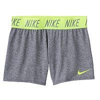 Girls 7-16 Nike Exposed Waistband Shorts