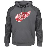 Men's Majestic Detroit Red Wings Domestic Armor Hoodie