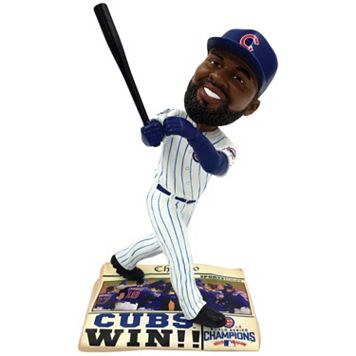 Chicago Cubs 2016 World Series Champions Jason Heyward Bobble Head