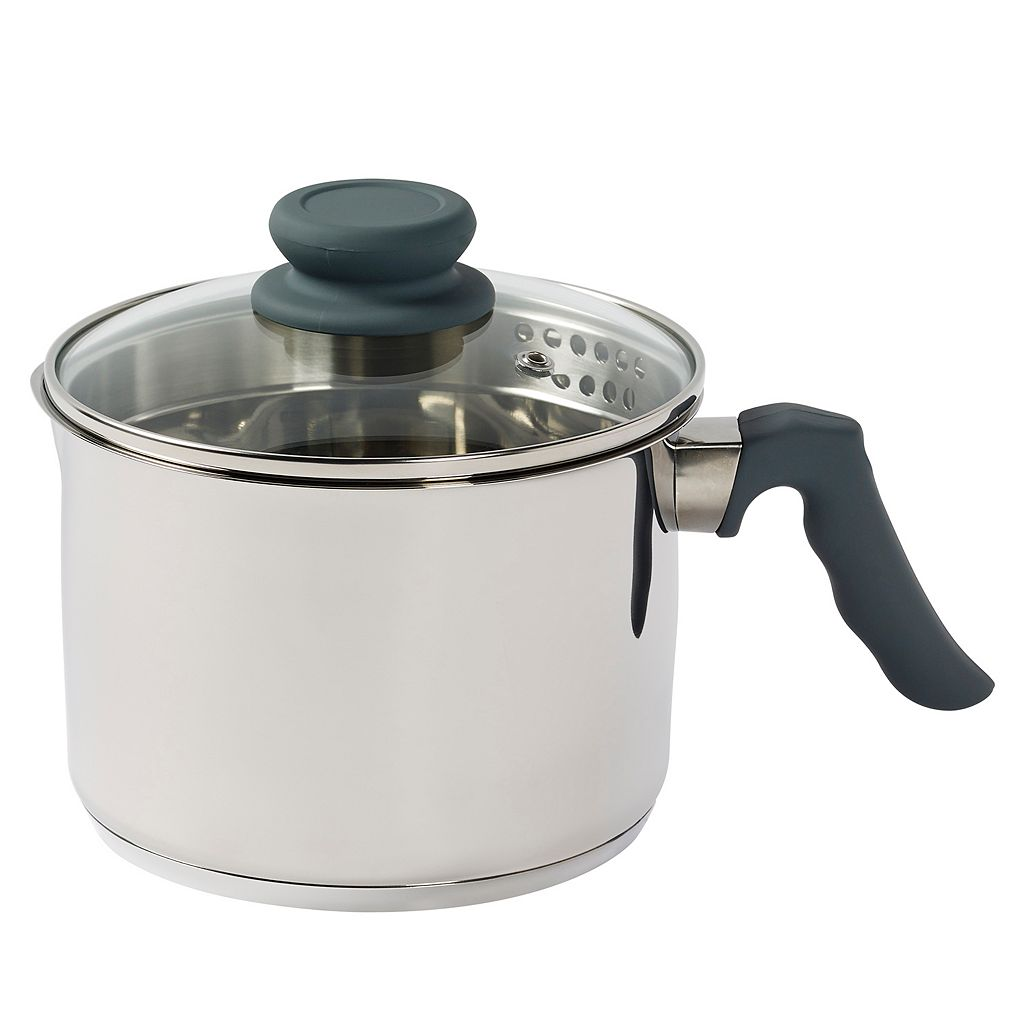 Basic Essentials 2.3-qt. 4th Burner Pot