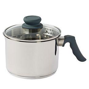 Basic Essentials 2.3-qt. 4th Burner Pot