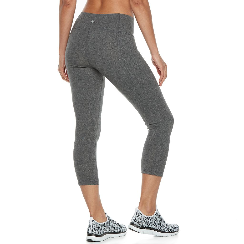 Women's Tek Gear® Shapewear Capri Leggings