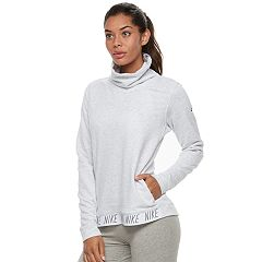 Women's Nike Dry Training Cowl Neck Top