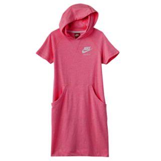 Girls 7-16 Nike Hooded Dress