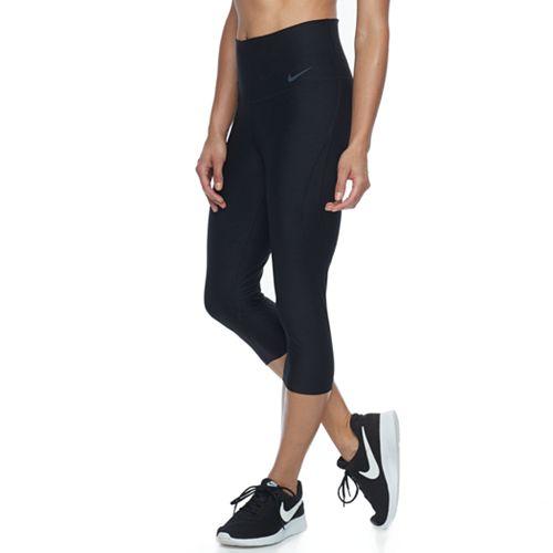 0ff73be76045bf Women's Nike Power Training High Waisted Capri Leggings