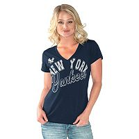 Women's New York Yankees Home Field Tee