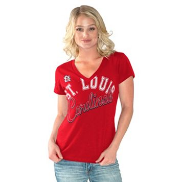 Women's St. Louis Cardinals Home Field Tee