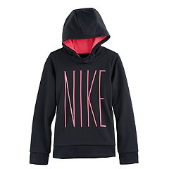 Girls 7-16 Nike 'NIKE' Therma Fleece Hoodie