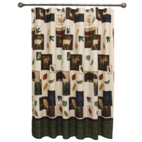 Bacova Explore Shower Curtain