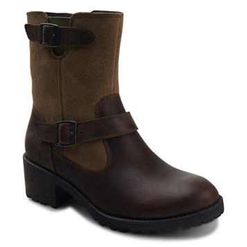 Eastland Belmont Women's Leather Ankle Boots