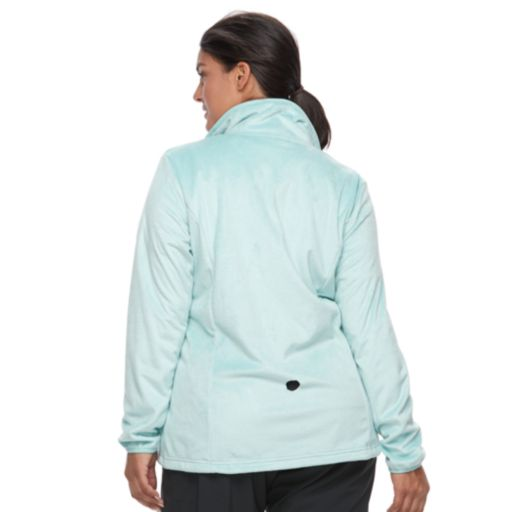 Plus Size Columbia Blustery Summit Fleece Jacket