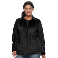 Plus Size Columbia Blustery Summit Fleece Jacket