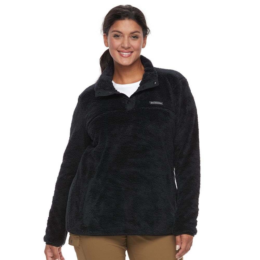Size Columbia Double Springs Fleece Pullover Sweatshirt