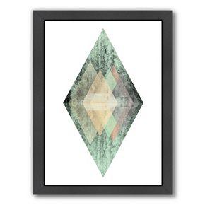 Americanflat Geometric Art 6 Framed Wall Art