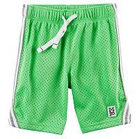 Boys 4-8 Carter's Active Mesh Shorts