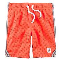 Boys 4-8 Carter's Active Mesh Shorts