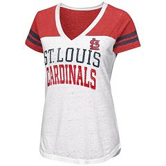 Women's St. Louis Cardinals Team Spirit Tee