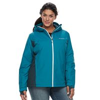 Plus Size Columbia Tipton Pass Thermal Coil® Jacket