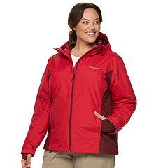 Plus Size Columbia Tipton Pass Thermal Coil® Jacket