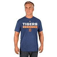 Men's Majestic Detroit Tigers Proven Pastime II Tee