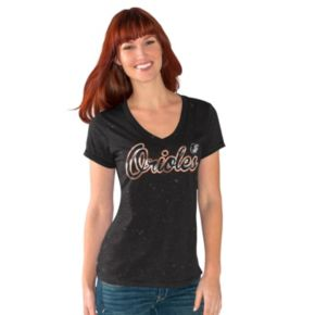 Women's Baltimore Orioles Breakaway Tee