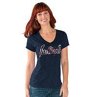 Women's Cleveland Indians Breakaway Tee