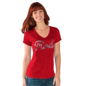 Women's Cincinnati Reds Breakaway Tee
