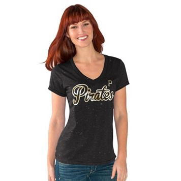 Women's Pittsburgh Pirates Breakaway Tee