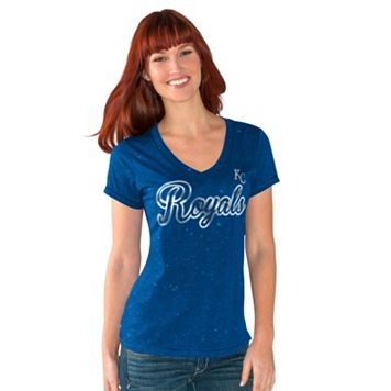 Women's Kansas City Royals Breakaway Tee
