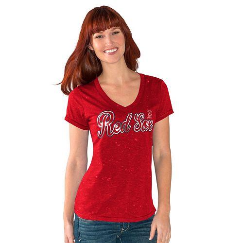 Women's Boston Red Sox Breakaway Tee
