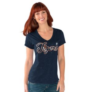 Women's Detroit Tigers Breakaway Tee