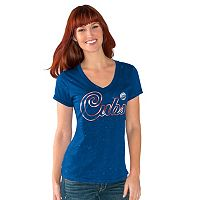 Women's Chicago Cubs Breakaway Tee