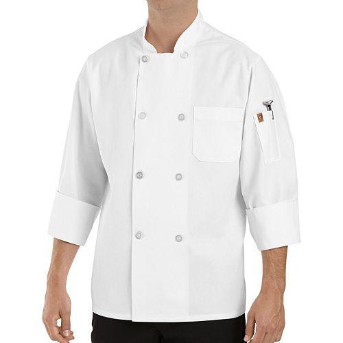 Men's Classic-Fit Chef Coat