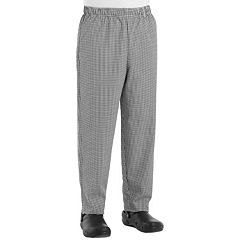 Men's Classic-Fit Baggy Chef Pants