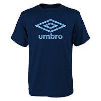 Boys 8-20 Umbro Logo Tee