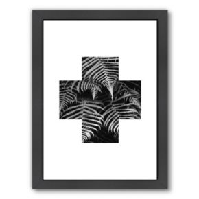 Americanflat Geometric Art 19 Framed Wall Art