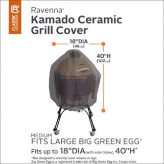 Ravenna Medium Kamado Ceramic Grill Cover