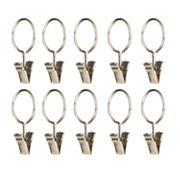 Umbra 10-pack Clip Curtain Rings