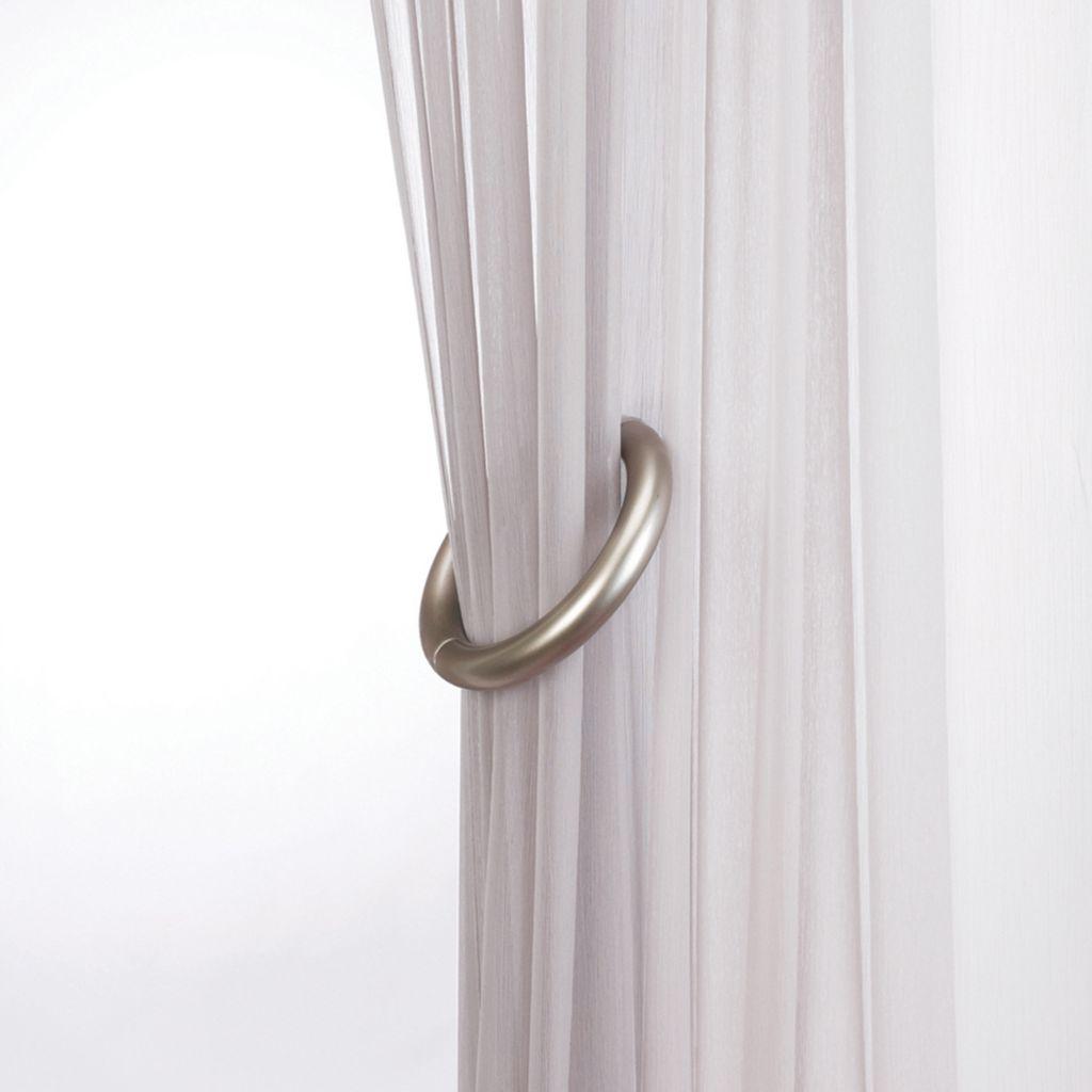 Umbra Halo 2-pk. Floating Curtain Holdbacks