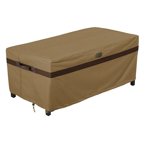 Hickory Rectangular Patio Ottoman or Table Cover