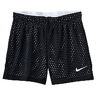 Girls 7-16 Nike Mesh Shorts