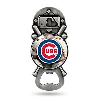 Chicago Cubs Party Starter Bottle Opener Magnet