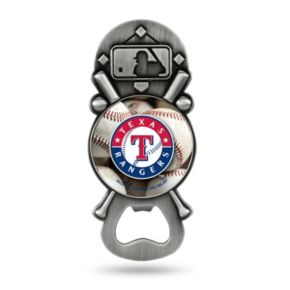 Texas Rangers Party Starter Bottle Opener Magnet