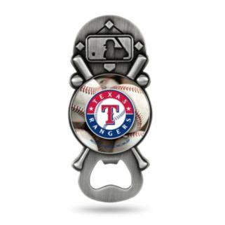 Texas Rangers Party Starter Bottle Opener Magnet