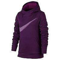 Girls 7-16 Nike Swoosh Therma Fleece Hoodie