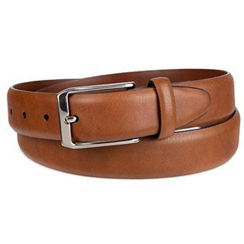 Men's Croft & Barrow® Dress Feather Edge Belt